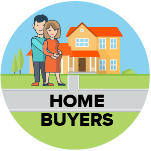 Home Buyers graphic